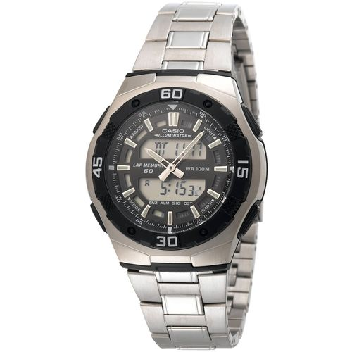 Casio Men's AQ164WD-1AV Analog/Digital Sport Watch