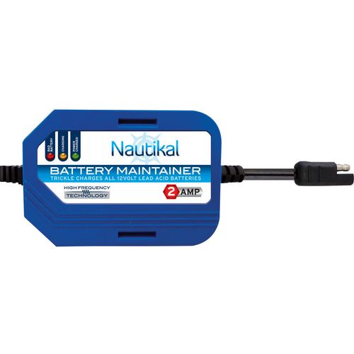 Display product reviews for Nautikal 2 amp Trickle Charger