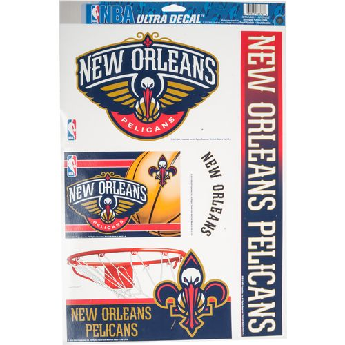 WinCraft New Orleans Pelicans Ultra Decals - view number 1