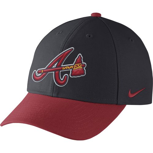 Image for Nike Adults' Atlanta Braves Classic Baseball Cap from Academy