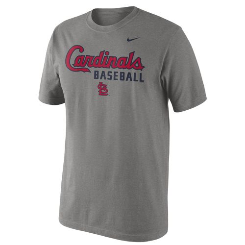 Nike™ Men's St. Louis Cardinals Practice 1.4 T-shirt