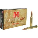 Hornady SST® Custom Lite® .30-06 Springfield 125-Grain Centerfire Rifle Ammunition - view number 1