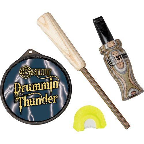 Hunter's Specialties® HS Strut Drummin' Thunder Friction Turkey