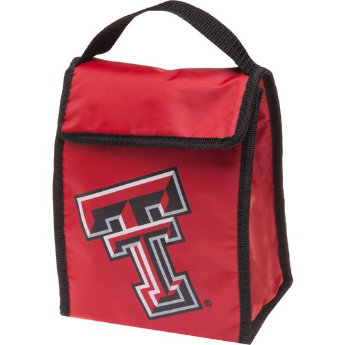 Image for NCAA Texas Tech University Big Logo Lunch Bag from Academy