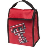 NCAA Texas Tech University Big Logo Lunch Bag