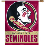 "WinCraft Florida State University 27"" x 37"" Vertical Flag"