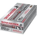 Winchester Varmint X .223 Remington 55-Grain Centerfire Rifle Ammunition - view number 2