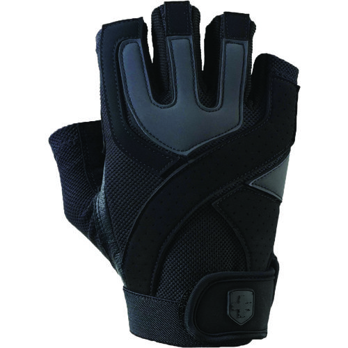 Harbinger Men's Training Grip Nonwrist Wrap Gloves