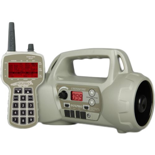 Display product reviews for FOXPRO® Crossfire Predator Electronic Caller