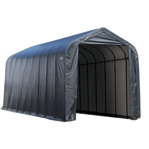 ShelterLogic 14' x 28' Peak Style Shelter