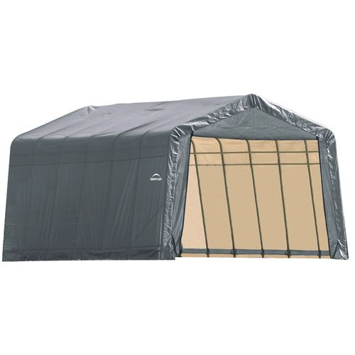 ShelterLogic 13' x 28' Peak Style Shelter - view number 1