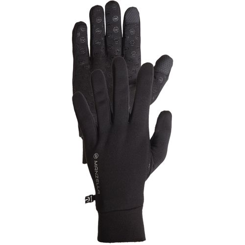 Manzella Men's Power Stretch Ultra TouchTip Gloves