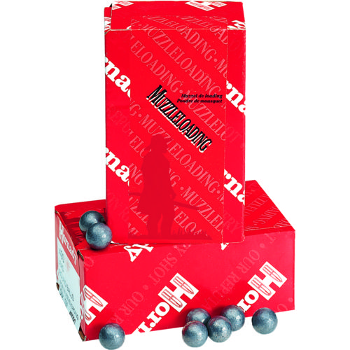 Hornady .395 Diameter Round Ball Bullets