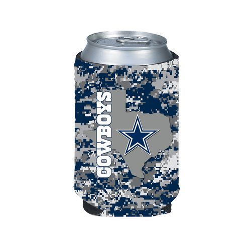 Kolder Dallas Cowboys 12 oz. Digi Camo Kaddy