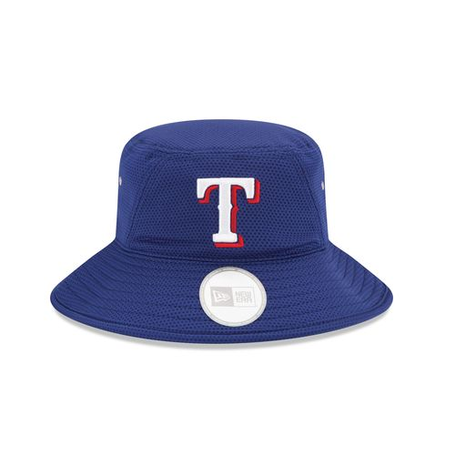 New Era Men's Texas Rangers Redux Bucket Hat