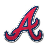 Team ProMark Atlanta Braves Color Emblem - view number 1