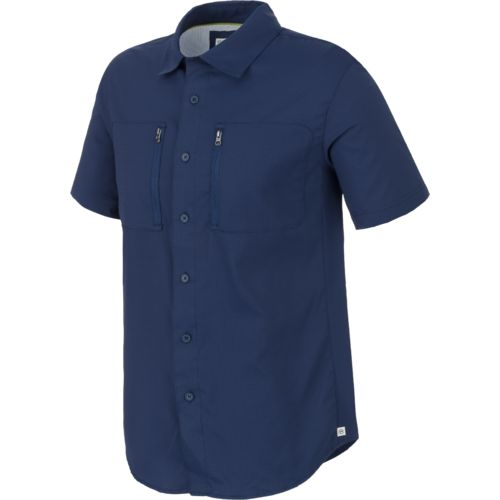 Magellan Outdoors Men S Chimney Rock Short Sleeve Shirt