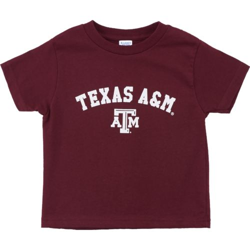 Viatran Toddlers' Texas A&M University T-shirt
