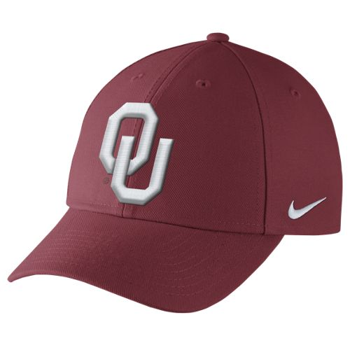 Nike Men's University of Oklahoma Dri-FIT Wool Classic