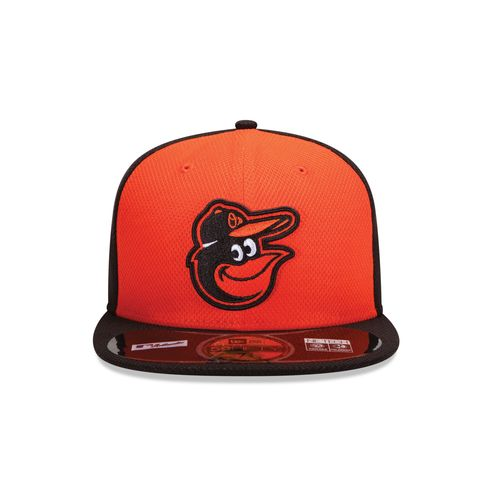 New Era Men's Baltimore Orioles 2015 Diamond Era Cap - view number 3