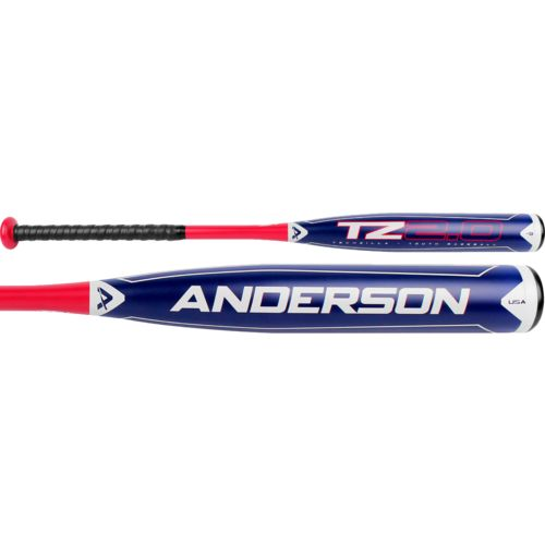 Anderson Youth Techzilla 2.0 2015 Alloy Baseball Bat -9