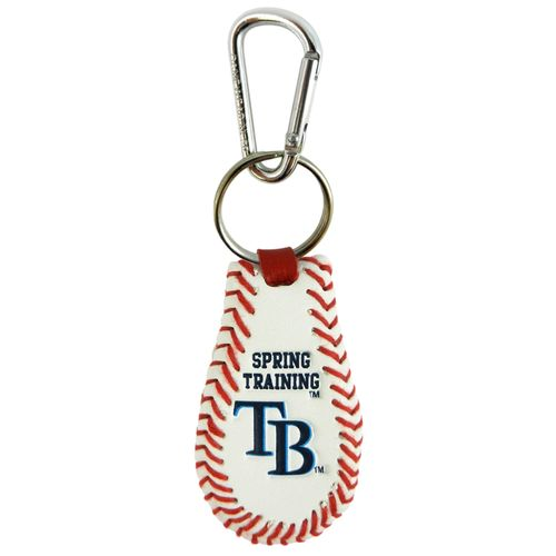 GameWear Tampa Bay Rays Spring Training Baseball Key Chain