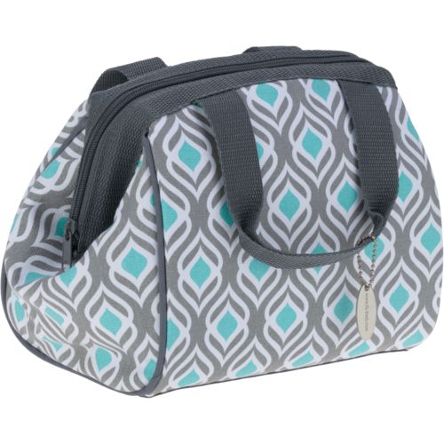 Fit & Fresh Charlotte Leaf Insulated Lunch Bag
