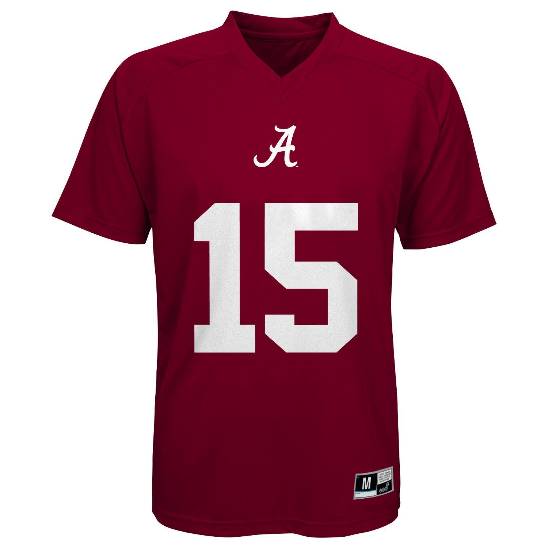 NCAA Boys' University of Alabama Football Player Performance T-shirt