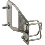 C.E. Smith Company Heavy-Duty Side Mount Spare Tire Carrier