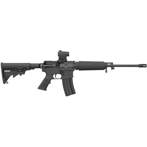 Display product reviews for Bushmaster Quick Response 5.56/.223 Semiautomatic Carbine with Mini Red-Dot Optic