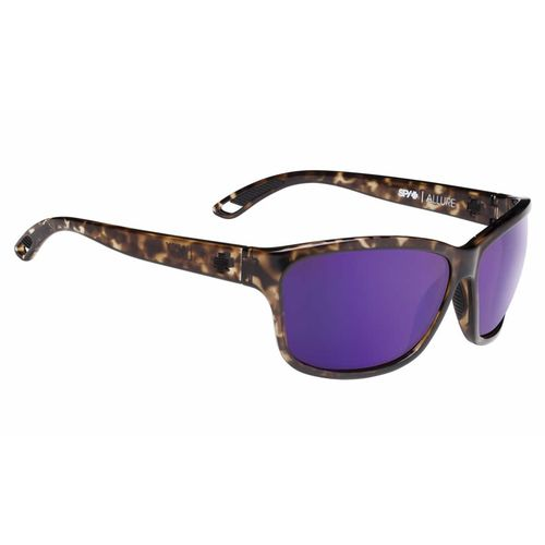 SPY Optic Women's Allure Tortoiseshell Happy Sunglasses