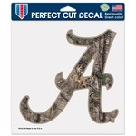 WinCraft University of Alabama Perfect Cut Camo Decal