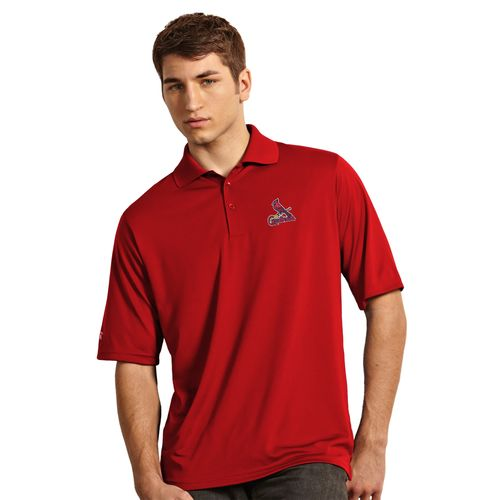 Antigua Men's St. Louis Cardinals Exceed Polo Shirt - view number 1