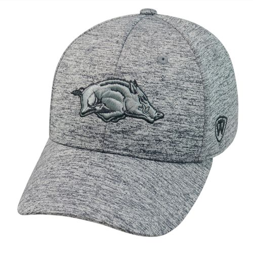 Top of the World Adults' University of Arkansas Steam Team Cap