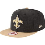 New Era Men's New Orleans Saints Logo Grand Cap