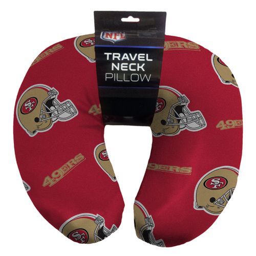 The Northwest Company San Francisco 49ers Neck Pillow