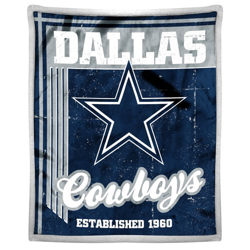The Northwest Company Dallas Cowboys Old School Mink