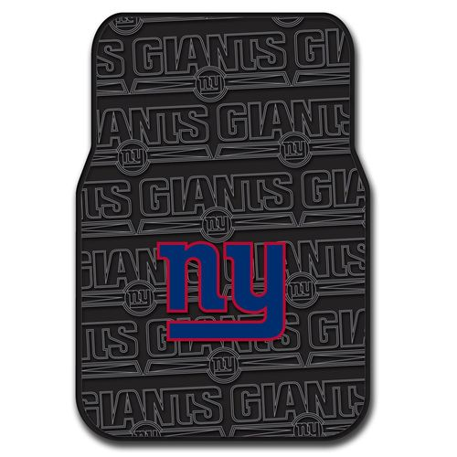 The Northwest Company New York Giants Front Car Floor Mats 2-Pack