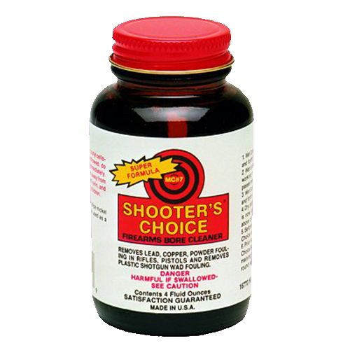 Shooter's Choice 4 oz. Bore Cleaner and Conditioner