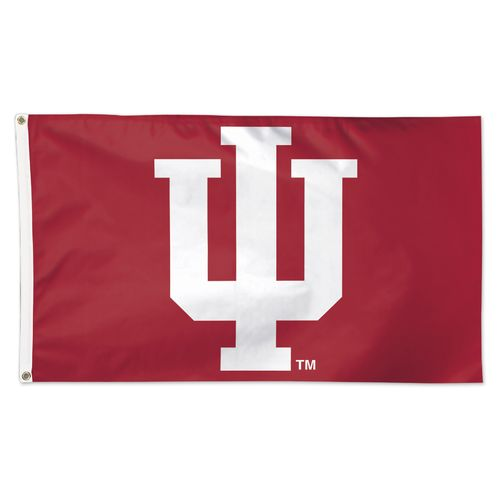 WinCraft Indiana University Deluxe 3' x 5' Flag