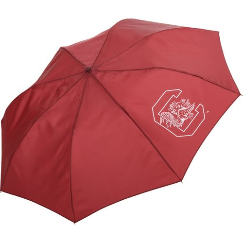 Storm Duds University of South Carolina 42' Super Pocket Mini Folding Umbrella