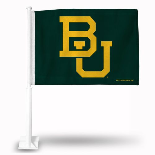 Rico Baylor University Car Flag