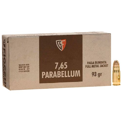 Display product reviews for Fiocchi .30 Luger 93-Grain Centerfire Pistol Ammunition