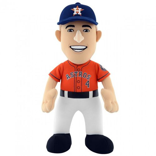Bleacher Creatures™ Houston Astros George Springer #4 Plush Figure