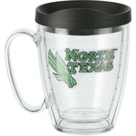 Tervis University of North Texas Logo 16 oz. Mug with Lid