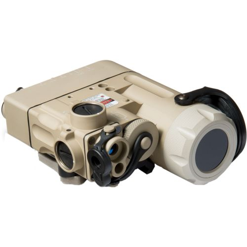 Steiner eOptics DBAL-D² Dual-Beam Aiming Laser with IR LED Illuminator
