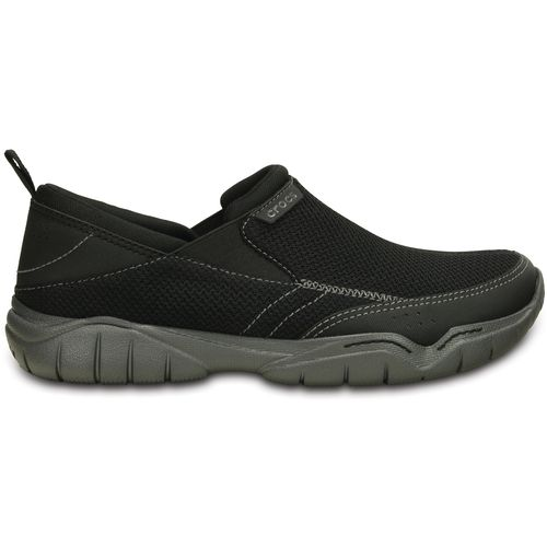 Crocs™ Men's Swiftwater Mesh Moc Sandals