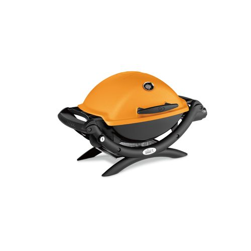 Weber® Q® 1200™ 1-Burner Liquid Propane Gas Grill - view number 4