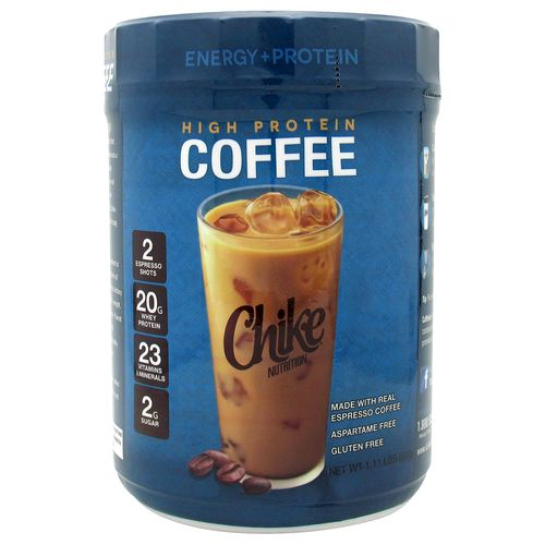 Chike Nutrition High-Protein Coffee Powder