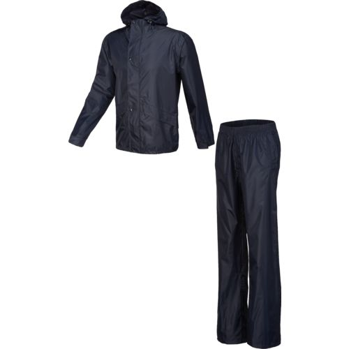 Display product reviews for Academy Sports + Outdoors Men's Rain Suit